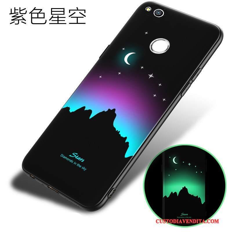 Custodia Huawei P8 Lite 2017 Silicone Tutto Incluso Morbido, Cover Huawei P8 Lite 2017 Protezione Blutelefono