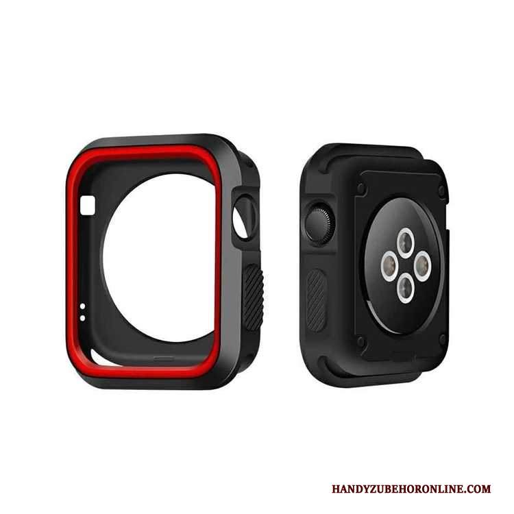 Custodia Apple Watch Series 2 Morbido Nero, Cover Apple Watch Series 2