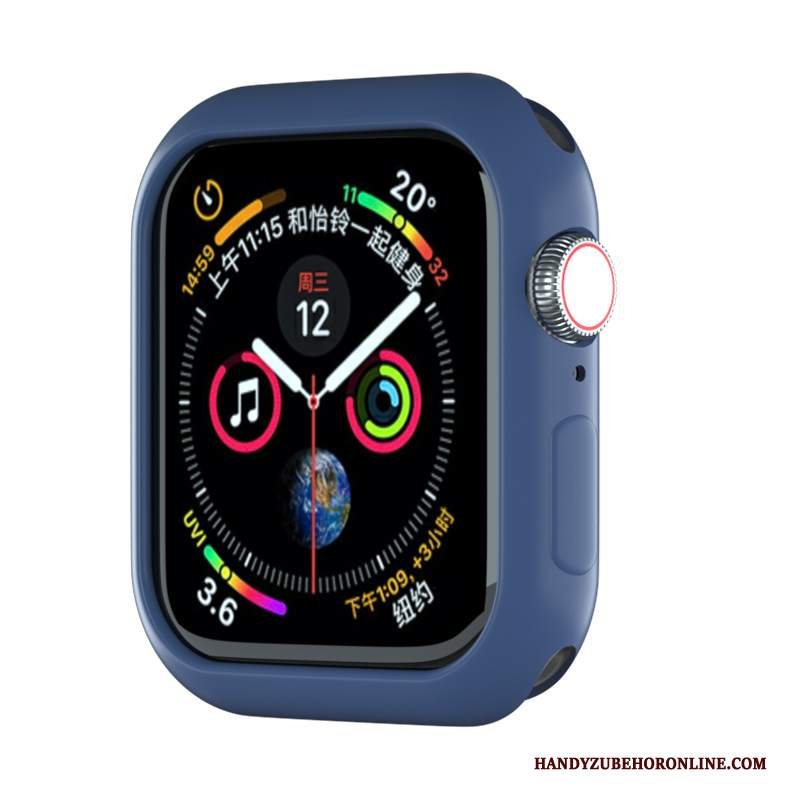 Custodia Apple Watch Series 2 Protezione Sportivo Di Personalità, Cover Apple Watch Series 2 Marchio Di Tendenza Blu