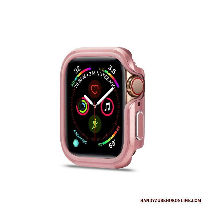 Custodia Apple Watch Series 2 Protezione Tendenza Anti-caduta, Cover Apple Watch Series 2 Rosa Pu