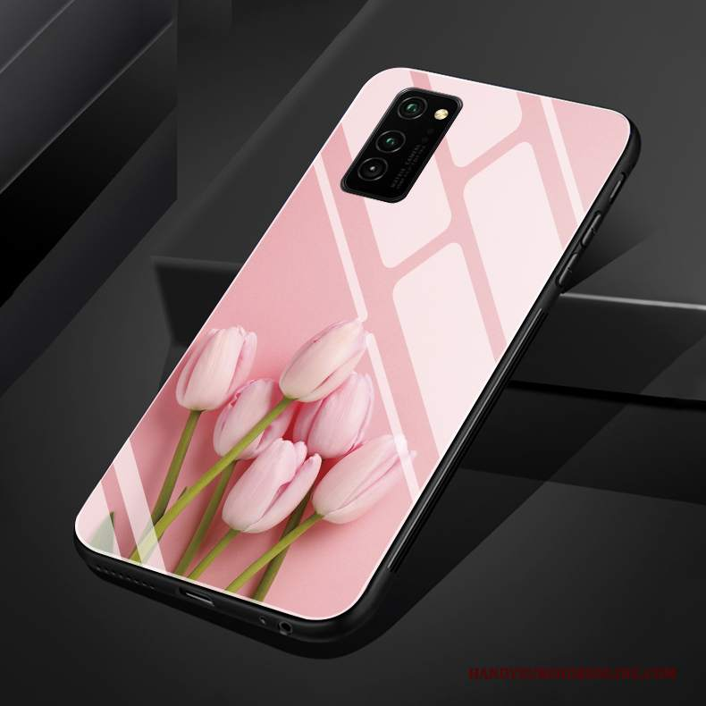 Custodia Honor 30 Pro Silicone Vetro Di Personalità, Cover Honor 30 Pro Morbido Fresco
