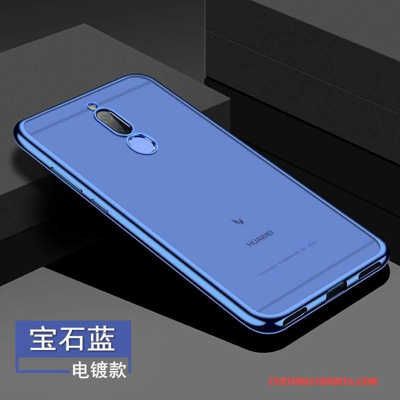 Custodia Huawei Mate 10 Lite Silicone Anti-caduta Trasparente, Cover Huawei Mate 10 Lite Protezione Morbido Sottili
