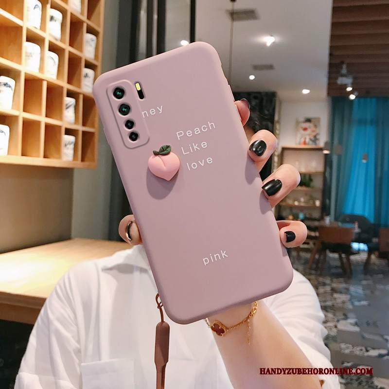 Custodia Huawei P40 Lite 5g Creativo Di Personalità Nuovo, Cover Huawei P40 Lite 5g Protezione Frutta Sottile