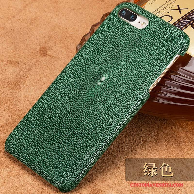 Custodia Huawei P8 Lite 2017 Protezione Telefono Gioventù, Cover Huawei P8 Lite 2017 Pelle Coperchio Posteriore Verde Scuro