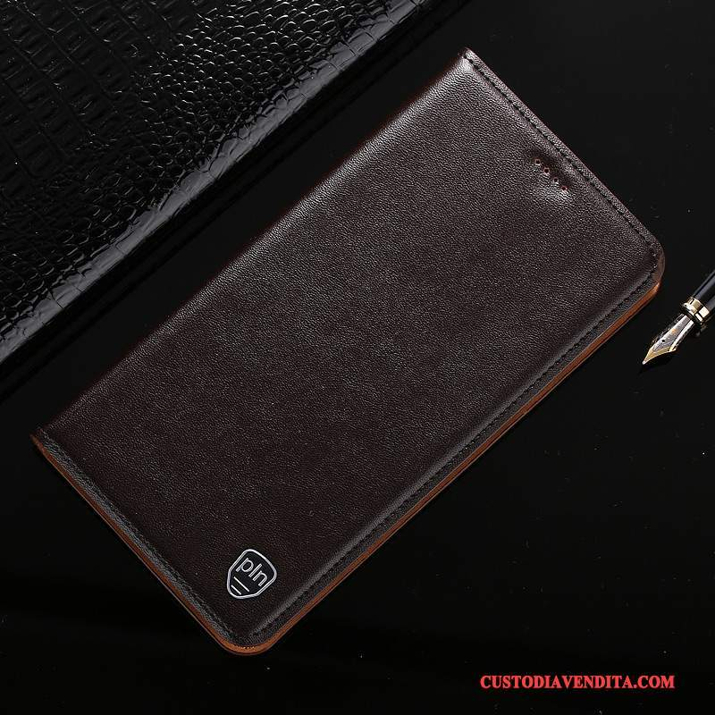 Custodia Mi Mix 2 Pelle Piccolatelefono, Cover Mi Mix 2 Folio