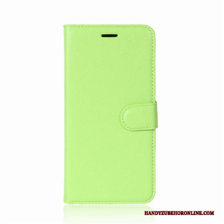 Custodia Nokia 2.3 Pelle Affari Sottili, Cover Nokia 2.3 Folio Verde Supporto