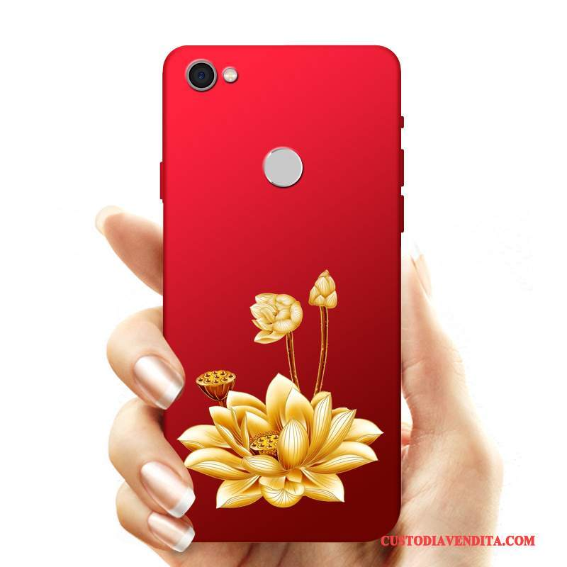Custodia Redmi Note 5a Cartone Animato Morbido Alto, Cover Redmi Note 5a Silicone Ornamenti Appesi Tendenza