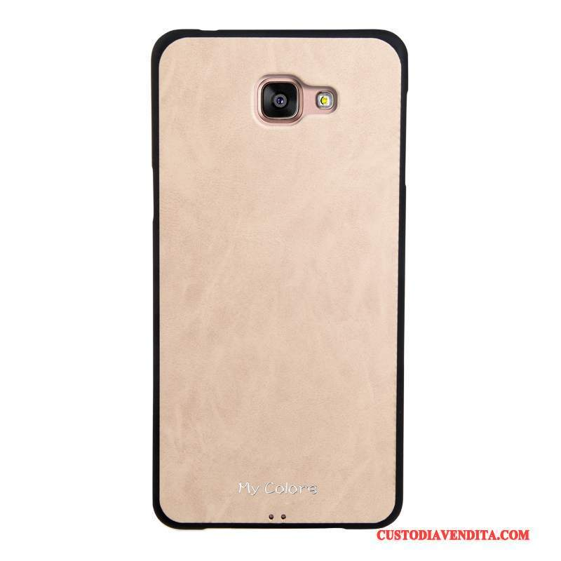 Custodia Samsung Galaxy A9 Pelle Cachitelefono, Cover Samsung Galaxy A9 Protezione Morbido Affari