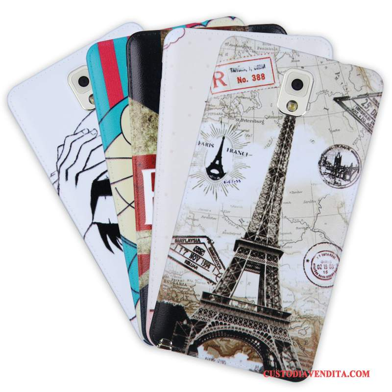 Custodia Samsung Galaxy Note 3 Colore Coperchio Posteriore, Cover Samsung Galaxy Note 3