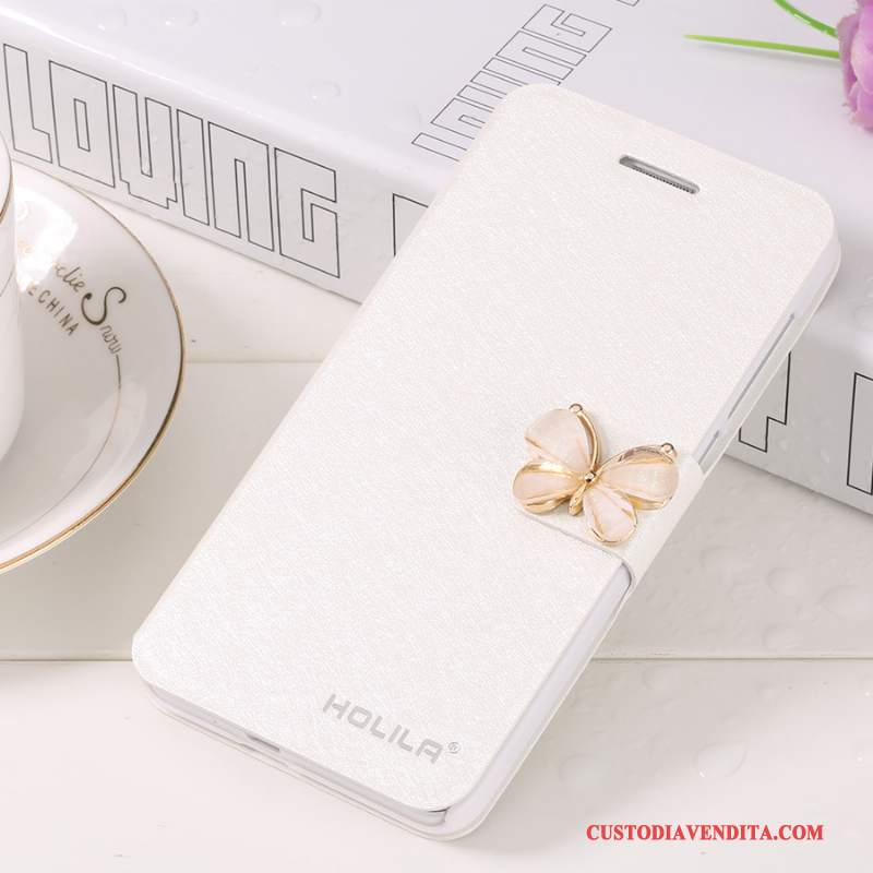 Custodia Samsung Galaxy Note 3 Pelle Bianco, Cover Samsung Galaxy Note 3 Folio