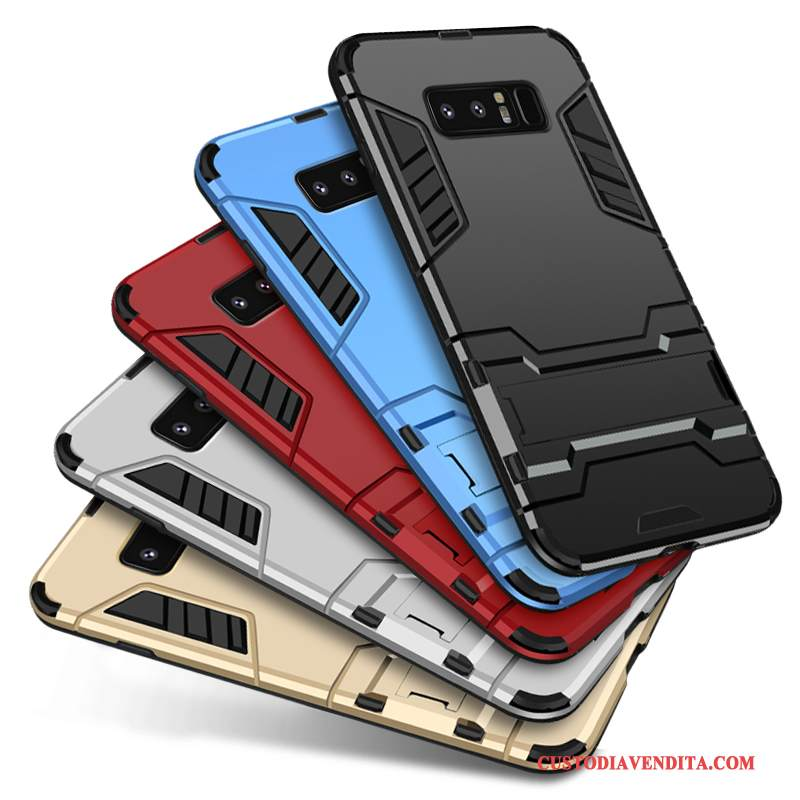 Custodia Samsung Galaxy Note 8 Creativo Di Personalità Tendenza, Cover Samsung Galaxy Note 8 Silicone Supporto Morbido