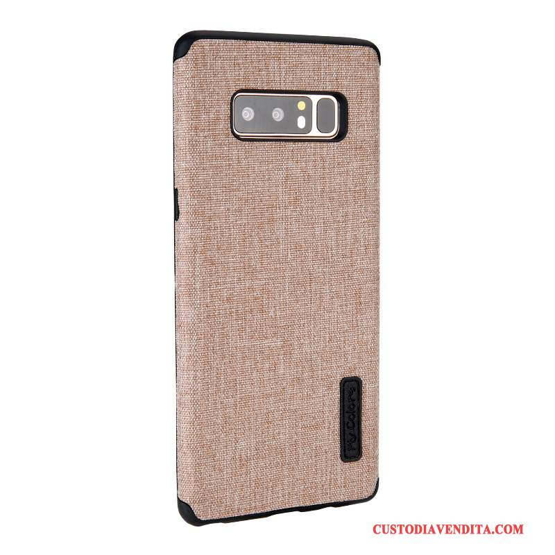 Custodia Samsung Galaxy Note 8 Protezione Morbido Tutto Incluso, Cover Samsung Galaxy Note 8 Affari Panno