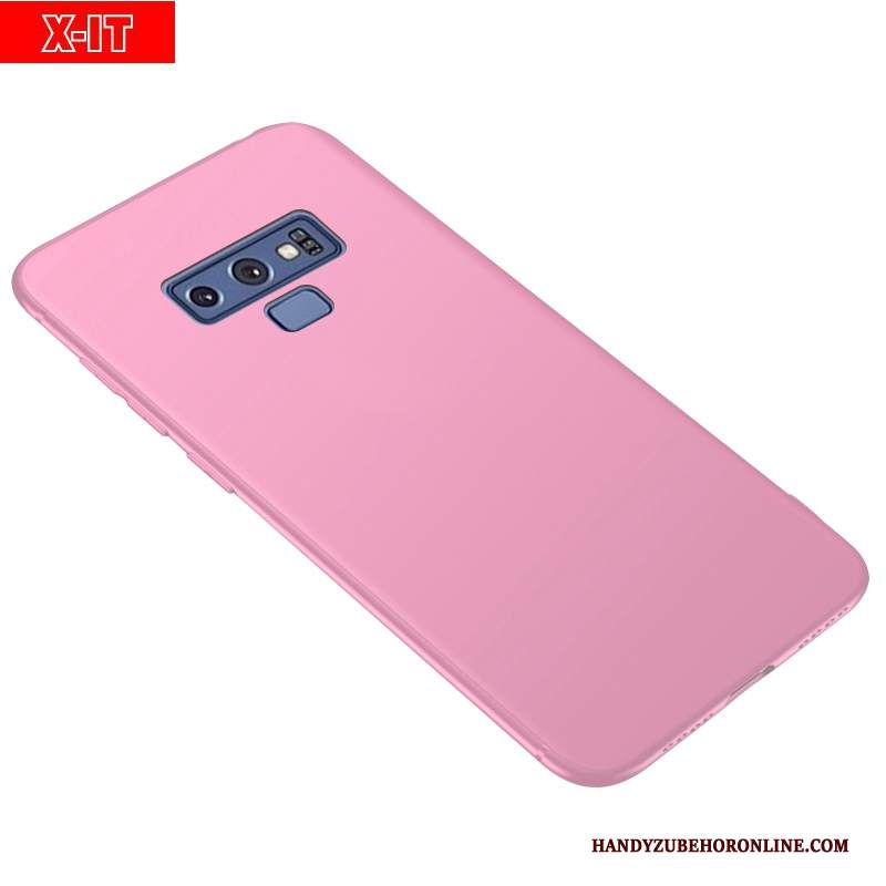 Custodia Samsung Galaxy Note 9 Difficile Sottile, Cover Samsung Galaxy Note 9 Nuovotelefono