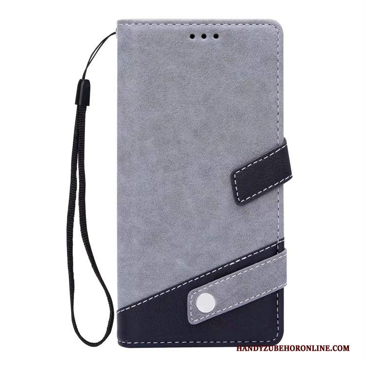 Custodia Samsung Galaxy Note 9 Pelle High End Carta, Cover Samsung Galaxy Note 9 Protezione Litchi Ornamenti Appesi