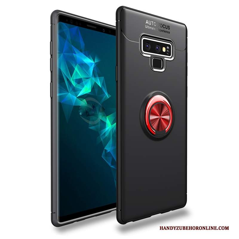 Custodia Samsung Galaxy Note 9 Protezione Nero Tutto Incluso, Cover Samsung Galaxy Note 9 Telefono Ring