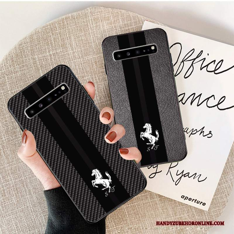 Custodia Samsung Galaxy S10 5g Silicone Anti-cadutatelefono, Cover Samsung Galaxy S10 5g Creativo Tutto Incluso Affari