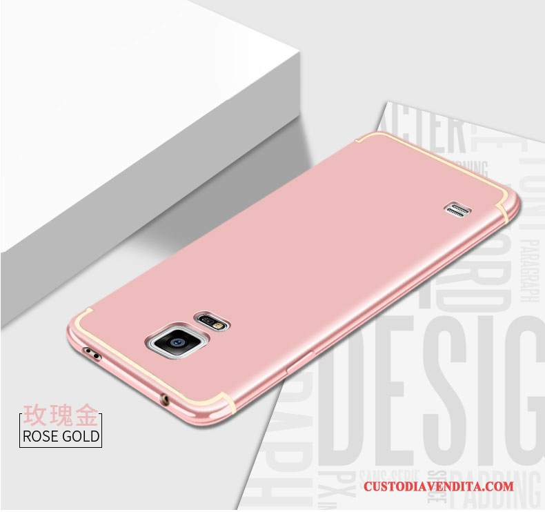 Custodia Samsung Galaxy S5 Silicone Tutto Incluso Anti-caduta, Cover Samsung Galaxy S5 Morbidotelefono