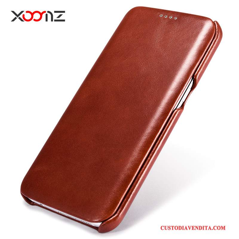 Custodia Samsung Galaxy S7 Pelle Tutto Incluso Anti-caduta, Cover Samsung Galaxy S7 Folio Telefono