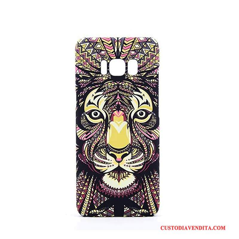Custodia Samsung Galaxy S8 Protezione Telefono Animale, Cover Samsung Galaxy S8 Cartone Animato Tendenza Morbido