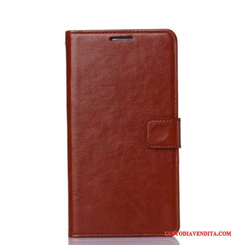 Custodia Sony Xperia Xa1 Plus Pelle Anti-cadutatelefono, Cover Sony Xperia Xa1 Plus Folio