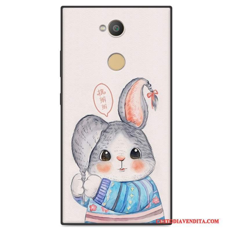 Custodia Sony Xperia Xa2 Ultra Colore Telefono Morbido, Cover Sony Xperia Xa2 Ultra Cartone Animato Bello