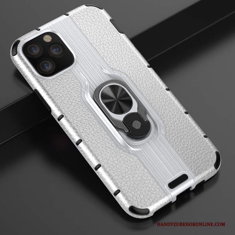 Custodia iPhone 11 Pro Moda Auto Magnetico, Cover iPhone 11 Pro Creativo Anti-caduta Supporto