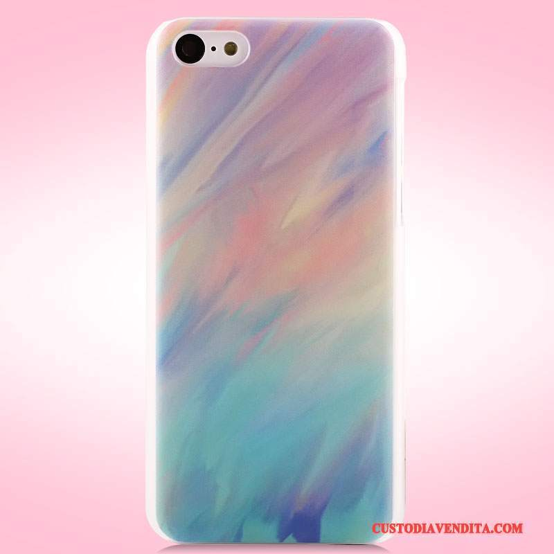 Custodia iPhone 5c Colore Difficiletelefono, Cover iPhone 5c Colore