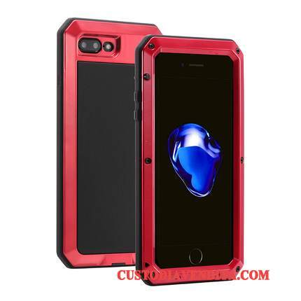 Custodia iPhone 8 Plus Creativo Armaturatelefono, Cover iPhone 8 Plus Silicone Tutto Incluso Tendenza