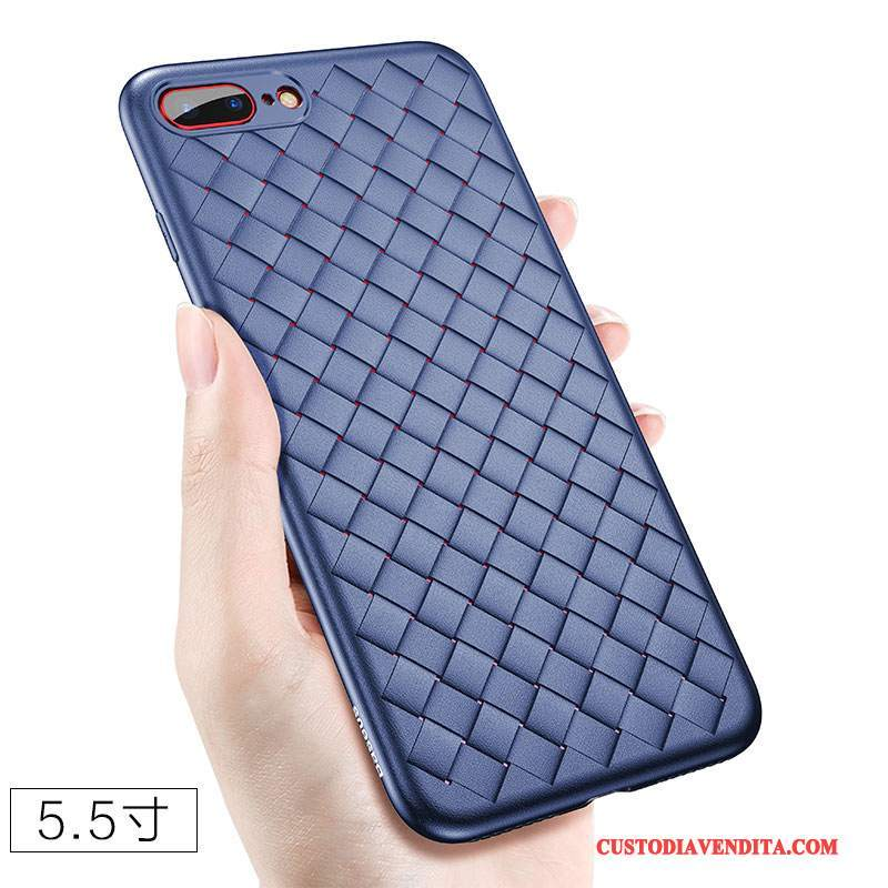 Custodia iPhone 8 Plus Silicone Anti-caduta Tendenza, Cover iPhone 8 Plus Nuovo Tutto Incluso