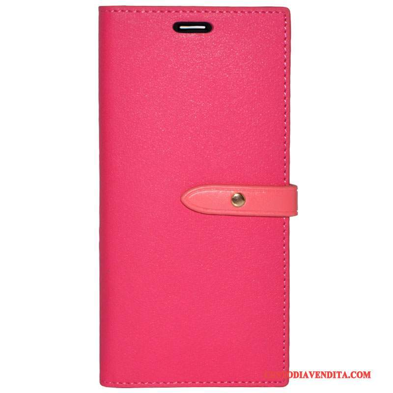 Custodia iPhone 8 Plus Silicone Morbido Tutto Incluso, Cover iPhone 8 Plus Protezione Rosso Tendenza